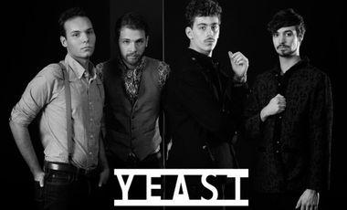 """Visuel du projet Nouvel EP - YEAST """"Smne U Cn't Hve"""""""