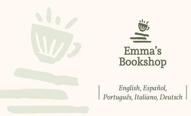 Visuel du projet Emma's Bookshop