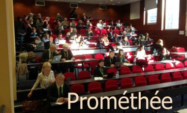 Project visual Création association Prométhée