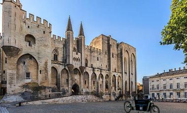 Visuel du projet Devenir le premier plombier en vélo cargo à assistance électrique sur Avignon