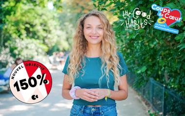 Project visual ✨The Good Habits: l'app d'inspiration et de partage d'habitudes écoresponsables