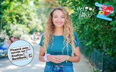 Visuel du projet ✨The Good Habits: l'app d'inspiration et de partage d'habitudes écoresponsables