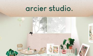 Visuel du projet arcier studio