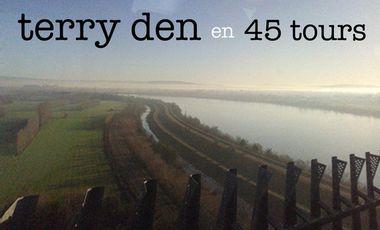 Visueel van project Terry Den en 45 tours