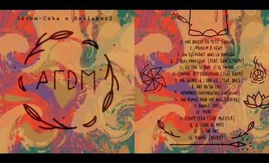 Visuel du projet MASTERING ET PRESSAGE DE L'ALBUM : A.F.D.M - RUM SERUM CEKA x SOULAMEZZ