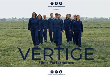 Visuel du projet VERTIGE - Performance/Film