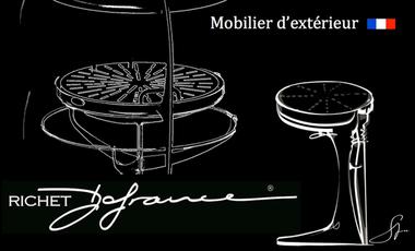 Project visual Créateur de barbecues et de mobiliers d'extérieur