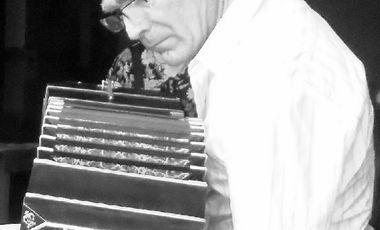 Visuel du projet QUIRITARE, mon nouvel album de bandonéon solo