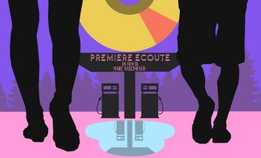 Project visual Film Court : Première Écoute