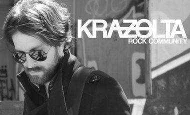 Project visual Financement du pressage du 1 er Album de Krazolta