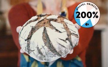 Project visual Un four à pain pour les Jardins de Mala