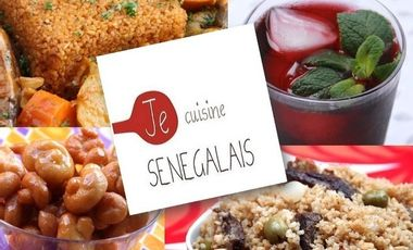 Visueel van project Je cuisine sénégalais