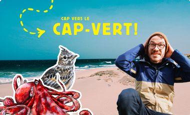 Visueel van project Explorer la biodiversité du Cap-Vert, 2 siècles après Darwin !