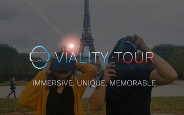 Project visual VIALITY TOUR