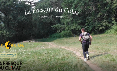 Visuel du projet La Fresque du Colas - Sensibilisation et formations aux enjeux climatiques