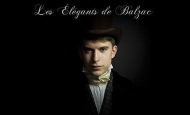 Project visual Les Elégants de Balzac