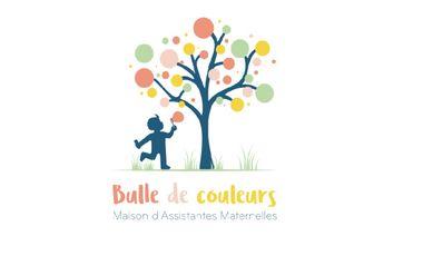 Visueel van project Dons pour ouverture MAM Bulle de couleurs