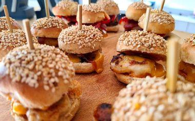 Visueel van project Le Comptoir des Burgers - Des mini burgers pour tout vos événements !