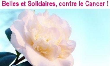 Visuel du projet Belles et Solidaires, Contre le Cancer