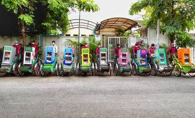 Visuel du projet Local4local, les cyclos de l'espoir