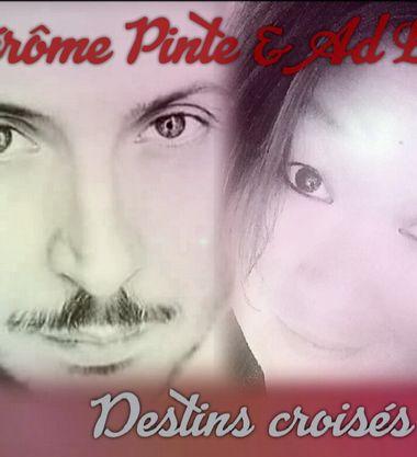 Visueel van project Destins croisés (chanson)