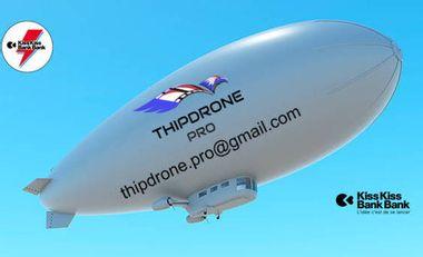 Visuel du projet Le petit zeppelin est de retour