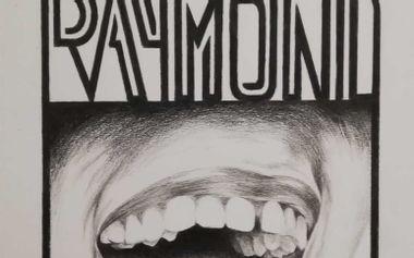 Project visual RAYMOND - La Revue des Gens Drôles