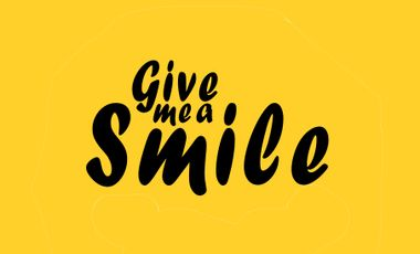 Project visual Give me a Smile