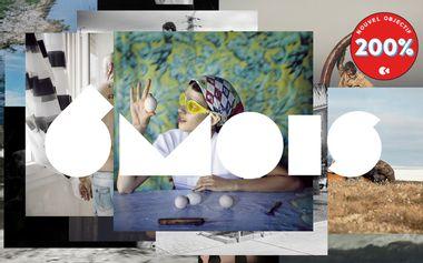 Project visual 6Mois fête ses 10 ans