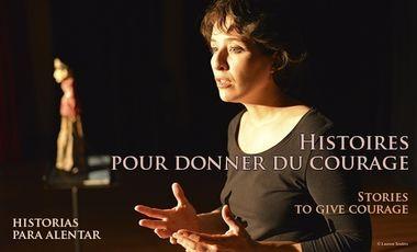 Visueel van project Histoires pour donner du courage