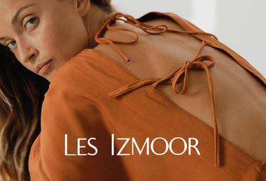 Project visual GARMENT 02 - La blouse versatile de LES IZMOOR