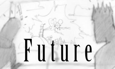 "Visueel van project Clip ""Future"""