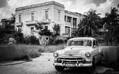 Visueel van project EXPO PHOTO Mi Habana Imaginada