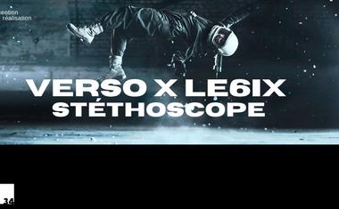 Project visual Le6ix - Stéthoscope ft. Verso