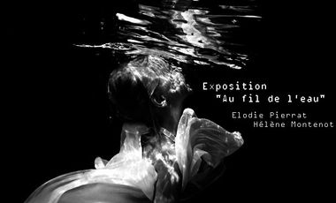 Project visual Exposition Au fil de l'eau