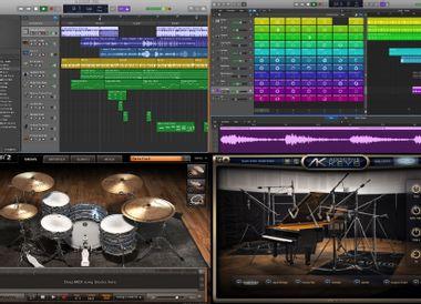 Project visual Home-studio