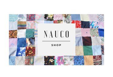 Visueel van project Nauco Shop