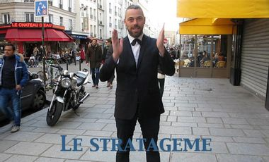 Visueel van project Le Stratagème