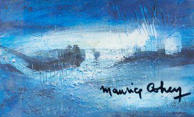 Visuel du projet Surprenant et inattendu ... Maurice Cohen dans ses oeuvres ...