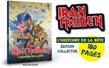 Project visual Iron Maiden - L'Histoire de la Bête