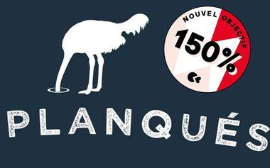 Project visual Les Planqués