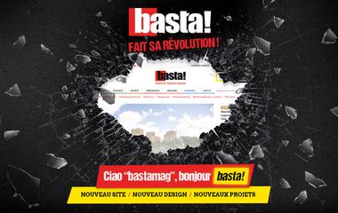 Visuel du projet Basta! fait sa révolution