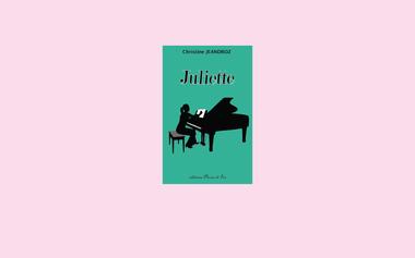 """Visueel van project Préventes du roman """"Juliette"""" de Christine Jeandroz"""