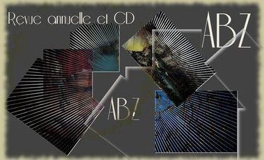 Project visual Revue artistique l'Asile au Bout du Zinc
