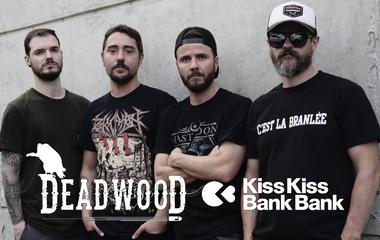 Visueel van project Deadwood - 1er Album !