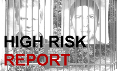 Project visual High Risk Report