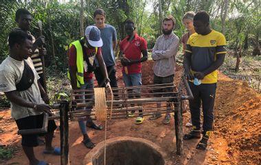 Project visual Un Puits pour le Village de Kpala-Avenyakè au Togo