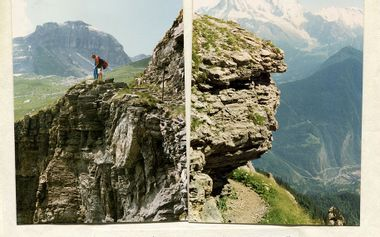 Project visual IN MY GRAND-FATHER'S MOUNTAINS : A photo documentary about French Alps