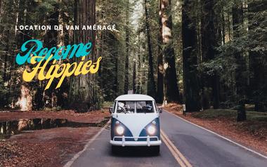 Visuel du projet Become Hippies ☮️