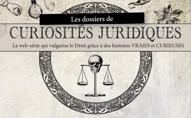Visuel du projet Les Dossiers de Curiosités Juridiques